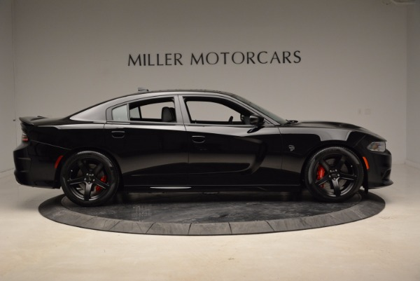 Used 2017 Dodge Charger SRT Hellcat for sale Sold at Alfa Romeo of Greenwich in Greenwich CT 06830 9