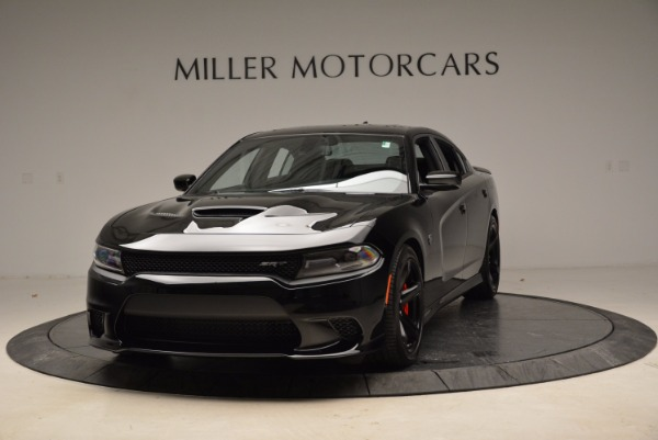 Used 2017 Dodge Charger SRT Hellcat for sale Sold at Alfa Romeo of Greenwich in Greenwich CT 06830 1