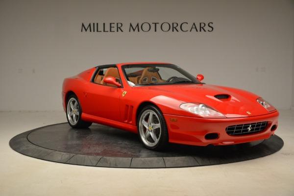 Used 2005 Ferrari Superamerica for sale Sold at Alfa Romeo of Greenwich in Greenwich CT 06830 10