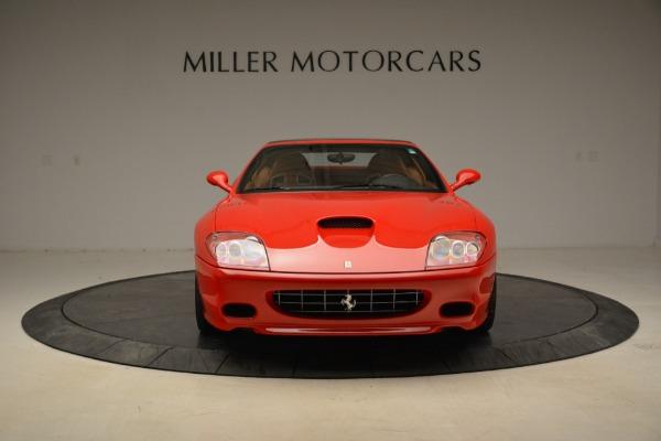 Used 2005 Ferrari Superamerica for sale Sold at Alfa Romeo of Greenwich in Greenwich CT 06830 11