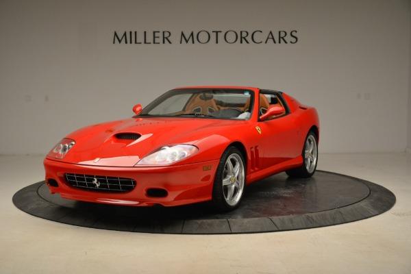 Used 2005 FERRARI Superamerica for sale $299,900 at Alfa Romeo of Greenwich in Greenwich CT 06830 12