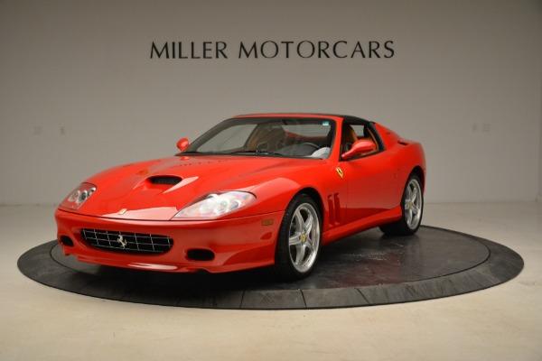 Used 2005 Ferrari Superamerica for sale Sold at Alfa Romeo of Greenwich in Greenwich CT 06830 13