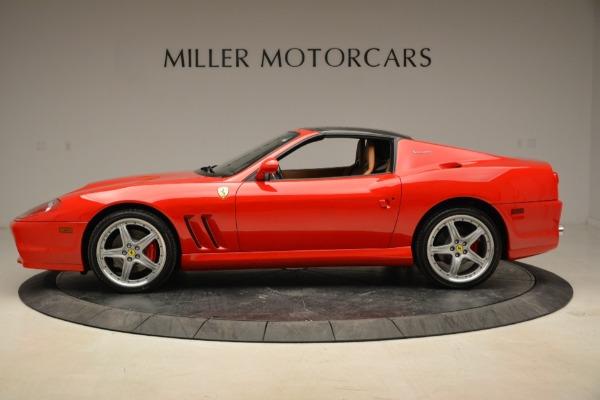 Used 2005 Ferrari Superamerica for sale Sold at Alfa Romeo of Greenwich in Greenwich CT 06830 14