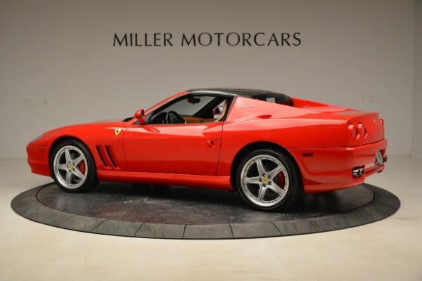 Used 2005 Ferrari Superamerica for sale Sold at Alfa Romeo of Greenwich in Greenwich CT 06830 15