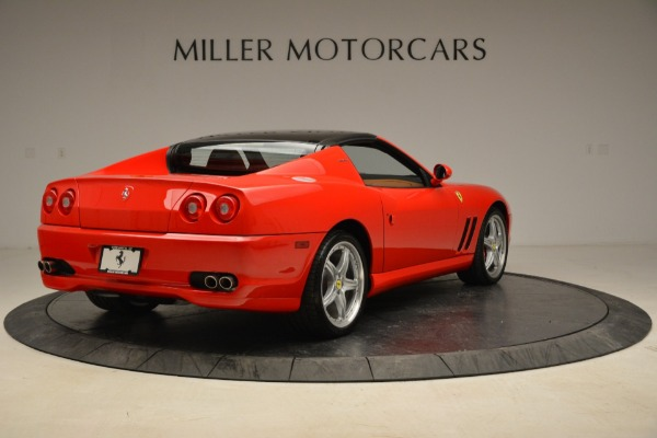 Used 2005 Ferrari Superamerica for sale Sold at Alfa Romeo of Greenwich in Greenwich CT 06830 17