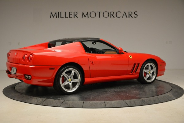 Used 2005 FERRARI Superamerica for sale $299,900 at Alfa Romeo of Greenwich in Greenwich CT 06830 18