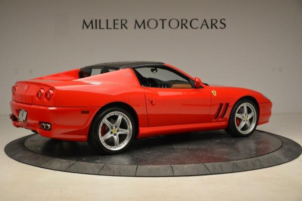 Used 2005 Ferrari Superamerica for sale Sold at Alfa Romeo of Greenwich in Greenwich CT 06830 18