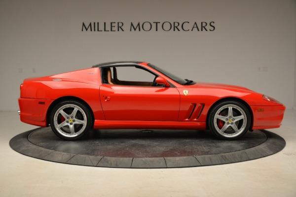 Used 2005 Ferrari Superamerica for sale Sold at Alfa Romeo of Greenwich in Greenwich CT 06830 19