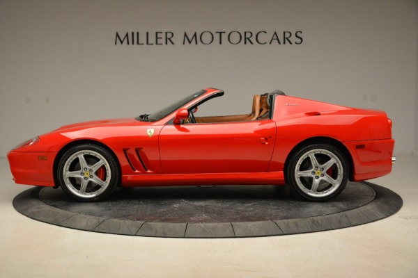Used 2005 FERRARI Superamerica for sale $299,900 at Alfa Romeo of Greenwich in Greenwich CT 06830 2