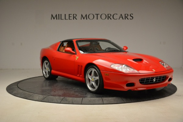 Used 2005 FERRARI Superamerica for sale $299,900 at Alfa Romeo of Greenwich in Greenwich CT 06830 20
