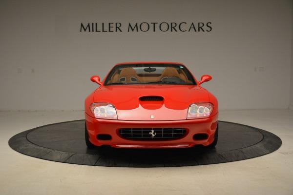Used 2005 FERRARI Superamerica for sale $299,900 at Alfa Romeo of Greenwich in Greenwich CT 06830 21