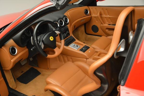 Used 2005 FERRARI Superamerica for sale $299,900 at Alfa Romeo of Greenwich in Greenwich CT 06830 22