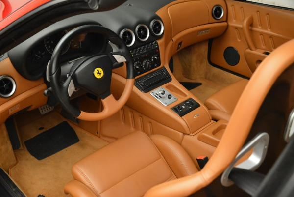 Used 2005 Ferrari Superamerica for sale Sold at Alfa Romeo of Greenwich in Greenwich CT 06830 23