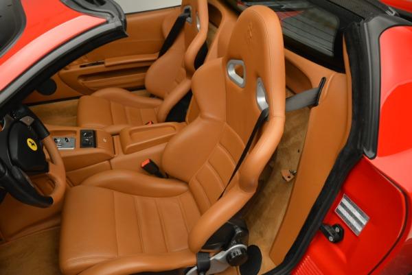Used 2005 Ferrari Superamerica for sale Sold at Alfa Romeo of Greenwich in Greenwich CT 06830 24