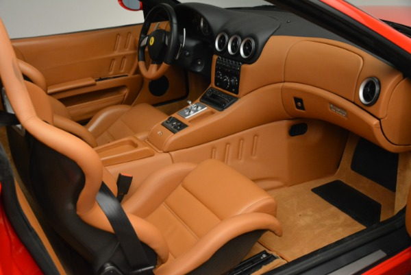 Used 2005 Ferrari Superamerica for sale Sold at Alfa Romeo of Greenwich in Greenwich CT 06830 26