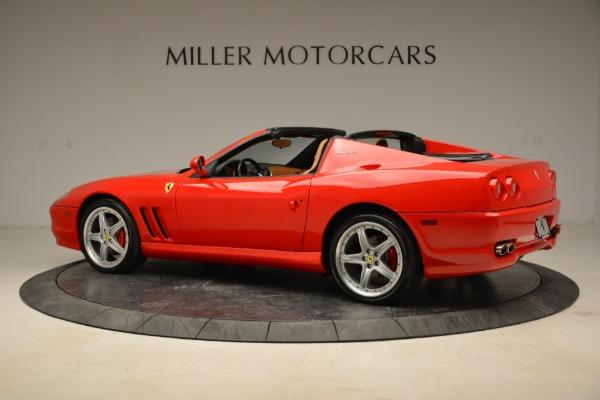 Used 2005 FERRARI Superamerica for sale $299,900 at Alfa Romeo of Greenwich in Greenwich CT 06830 3
