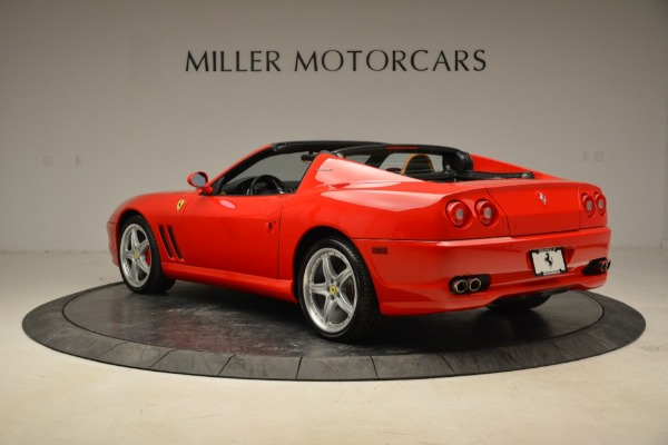 Used 2005 FERRARI Superamerica for sale $299,900 at Alfa Romeo of Greenwich in Greenwich CT 06830 4
