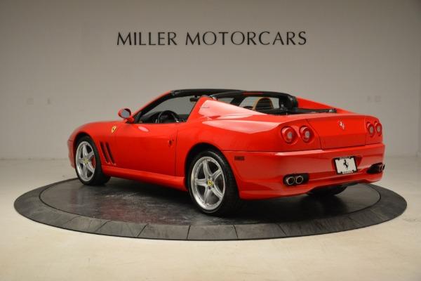 Used 2005 Ferrari Superamerica for sale Sold at Alfa Romeo of Greenwich in Greenwich CT 06830 4