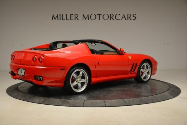 Used 2005 Ferrari Superamerica for sale Sold at Alfa Romeo of Greenwich in Greenwich CT 06830 7