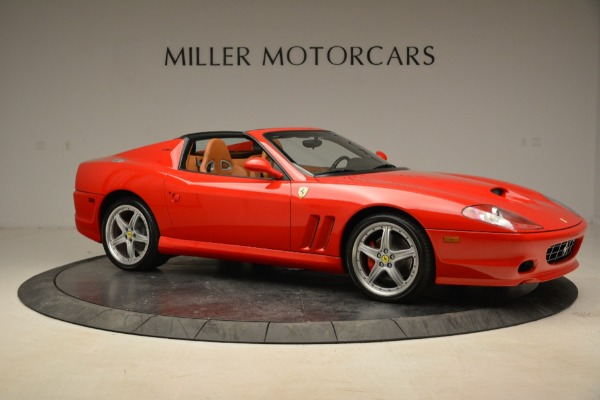 Used 2005 FERRARI Superamerica for sale $299,900 at Alfa Romeo of Greenwich in Greenwich CT 06830 9