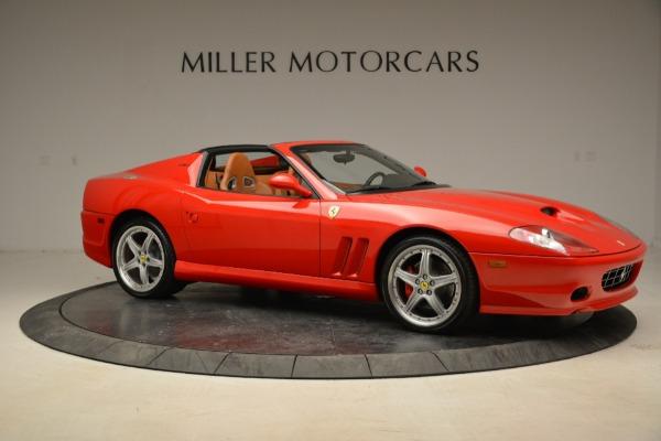 Used 2005 Ferrari Superamerica for sale Sold at Alfa Romeo of Greenwich in Greenwich CT 06830 9
