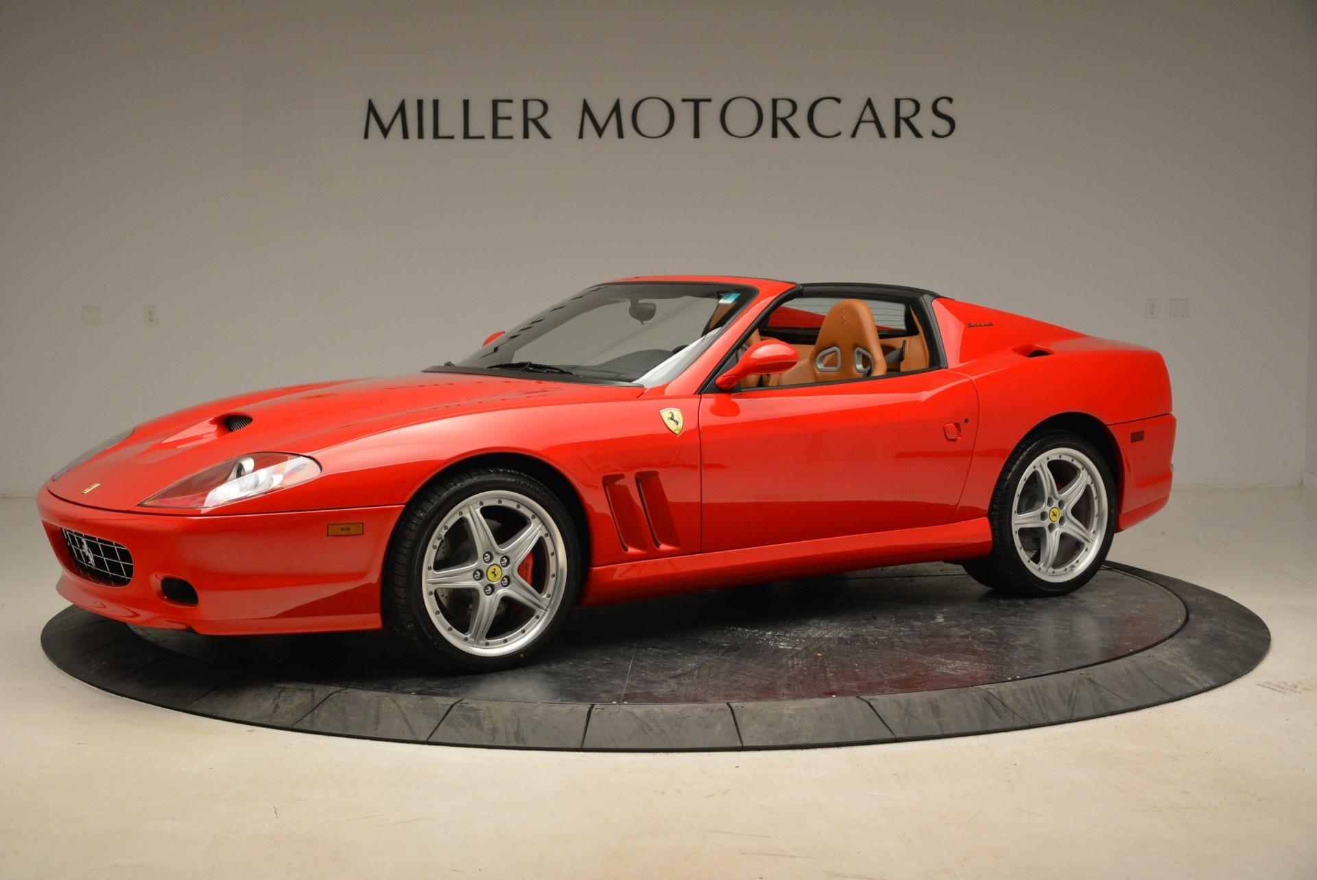 Used 2005 FERRARI Superamerica for sale $299,900 at Alfa Romeo of Greenwich in Greenwich CT 06830 1