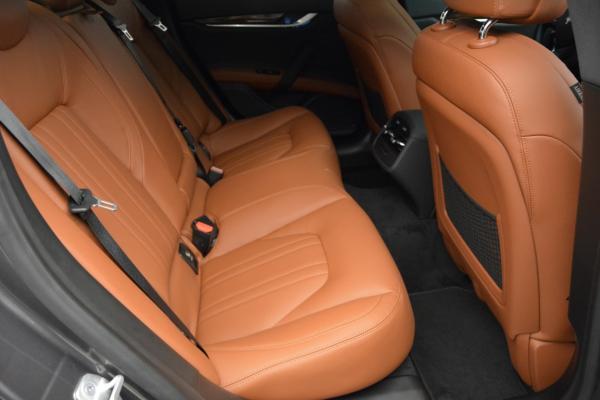 Used 2016 Maserati Ghibli S Q4 for sale Sold at Alfa Romeo of Greenwich in Greenwich CT 06830 12