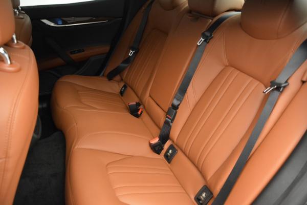 Used 2016 Maserati Ghibli S Q4 for sale Sold at Alfa Romeo of Greenwich in Greenwich CT 06830 15