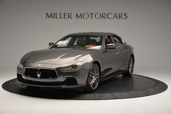 Used 2016 Maserati Ghibli S Q4 for sale Sold at Alfa Romeo of Greenwich in Greenwich CT 06830 18