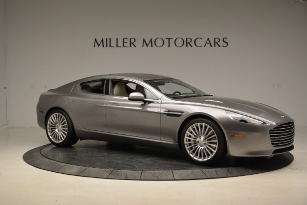 Used 2014 Aston Martin Rapide S for sale Sold at Alfa Romeo of Greenwich in Greenwich CT 06830 10