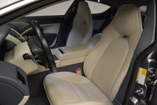 Used 2014 Aston Martin Rapide S for sale Sold at Alfa Romeo of Greenwich in Greenwich CT 06830 16