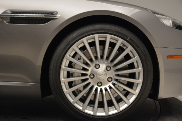 Used 2014 Aston Martin Rapide S for sale Sold at Alfa Romeo of Greenwich in Greenwich CT 06830 21