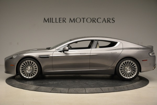 Used 2014 Aston Martin Rapide S for sale Sold at Alfa Romeo of Greenwich in Greenwich CT 06830 3