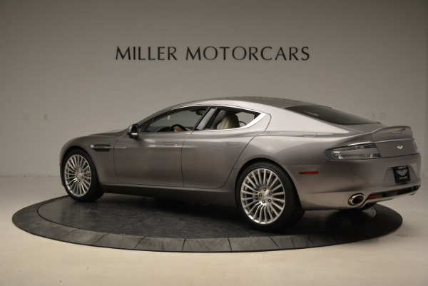 Used 2014 Aston Martin Rapide S for sale Sold at Alfa Romeo of Greenwich in Greenwich CT 06830 4