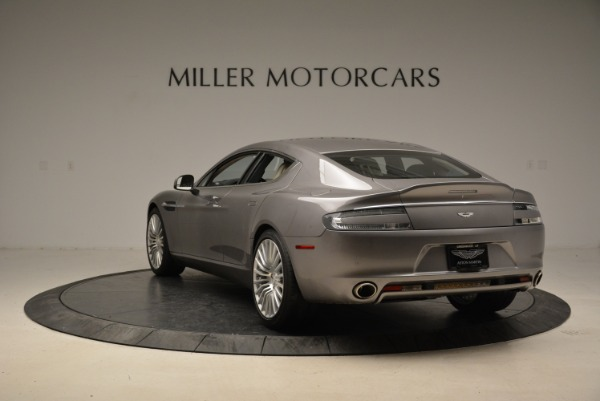 Used 2014 Aston Martin Rapide S for sale Sold at Alfa Romeo of Greenwich in Greenwich CT 06830 5