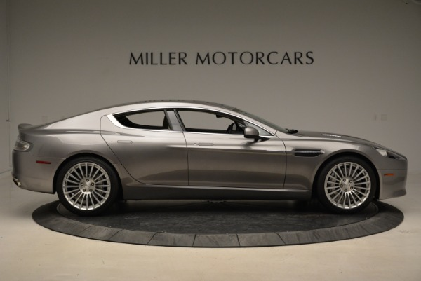 Used 2014 Aston Martin Rapide S for sale Sold at Alfa Romeo of Greenwich in Greenwich CT 06830 9