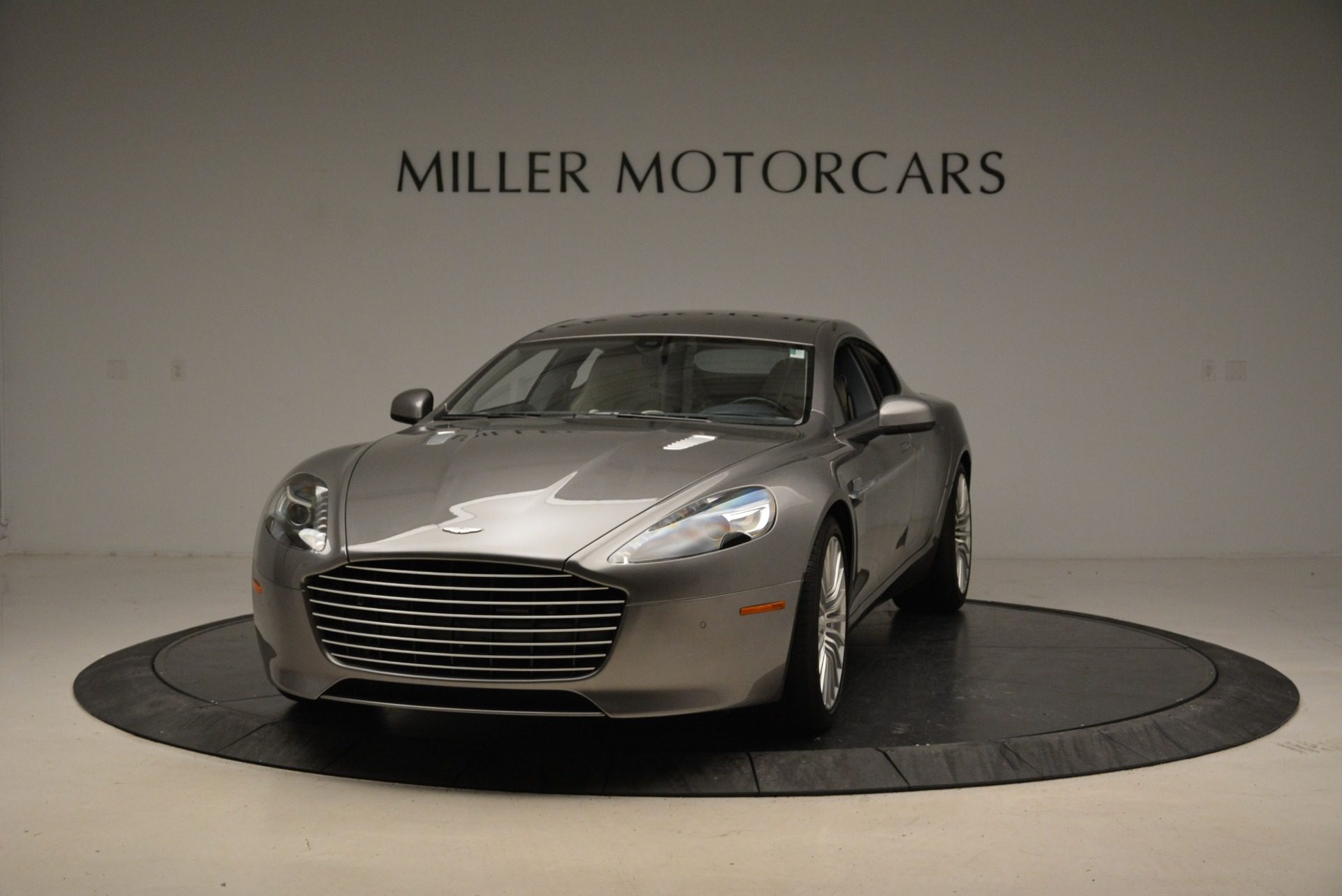 Used 2014 Aston Martin Rapide S for sale Sold at Alfa Romeo of Greenwich in Greenwich CT 06830 1