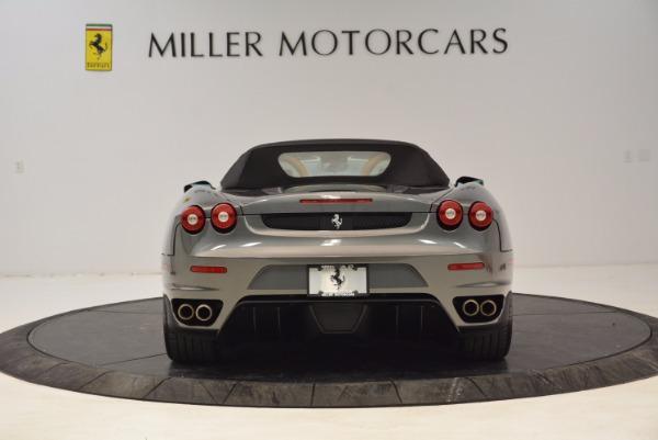 Used 2008 Ferrari F430 Spider for sale Sold at Alfa Romeo of Greenwich in Greenwich CT 06830 18