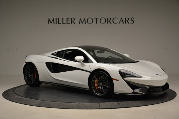 Used 2017 McLaren 570S for sale Sold at Alfa Romeo of Greenwich in Greenwich CT 06830 10