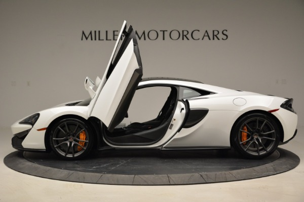 Used 2017 McLaren 570S for sale Sold at Alfa Romeo of Greenwich in Greenwich CT 06830 15