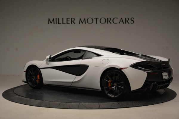 Used 2017 McLaren 570S for sale Sold at Alfa Romeo of Greenwich in Greenwich CT 06830 4