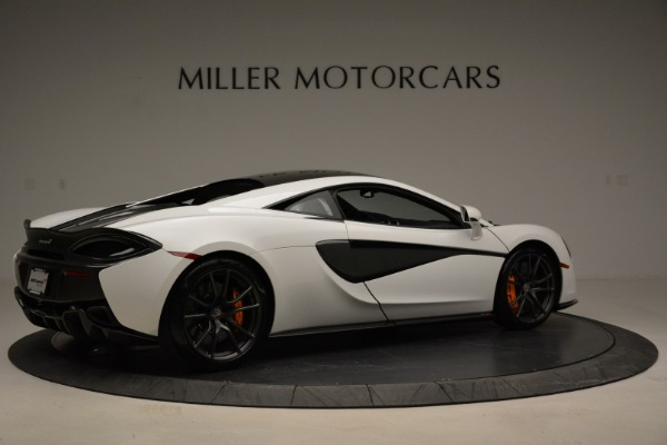 Used 2017 McLaren 570S for sale Sold at Alfa Romeo of Greenwich in Greenwich CT 06830 8