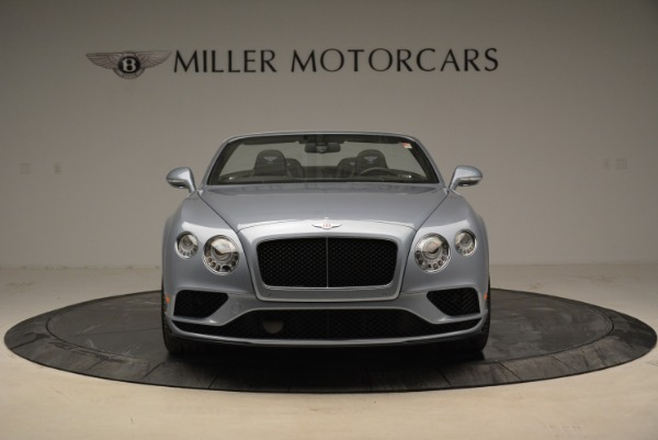 Used 2017 Bentley Continental GT V8 S for sale Sold at Alfa Romeo of Greenwich in Greenwich CT 06830 12