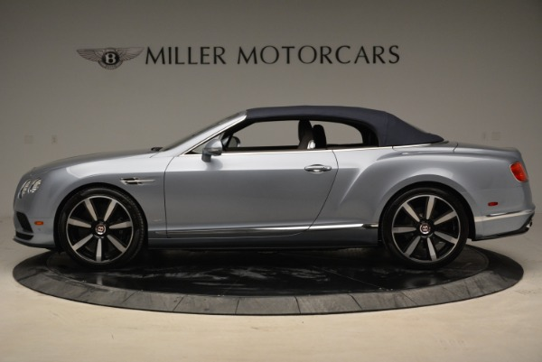 Used 2017 Bentley Continental GT V8 S for sale Sold at Alfa Romeo of Greenwich in Greenwich CT 06830 16