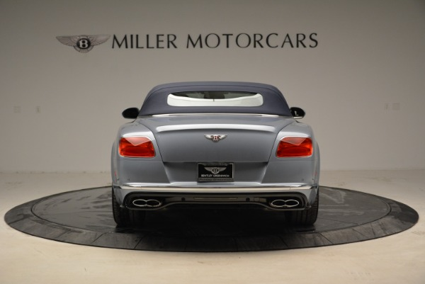Used 2017 Bentley Continental GT V8 S for sale Sold at Alfa Romeo of Greenwich in Greenwich CT 06830 19
