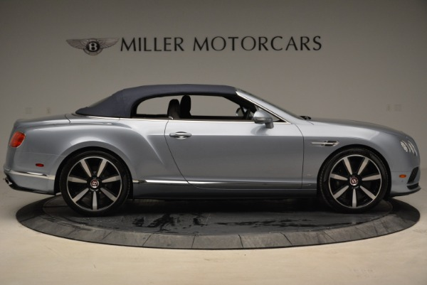 Used 2017 Bentley Continental GT V8 S for sale Sold at Alfa Romeo of Greenwich in Greenwich CT 06830 22