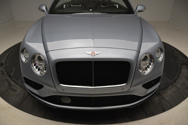Used 2017 Bentley Continental GT V8 S for sale Sold at Alfa Romeo of Greenwich in Greenwich CT 06830 25
