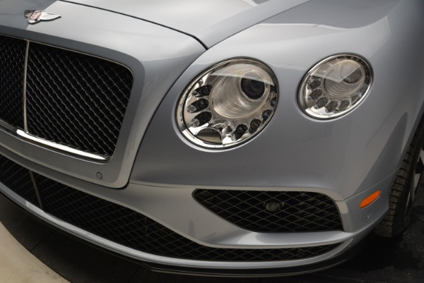 Used 2017 Bentley Continental GT V8 S for sale Sold at Alfa Romeo of Greenwich in Greenwich CT 06830 26