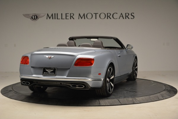 Used 2017 Bentley Continental GT V8 S for sale Sold at Alfa Romeo of Greenwich in Greenwich CT 06830 7