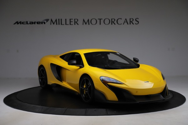 Used 2016 McLaren 675LT for sale $225,900 at Alfa Romeo of Greenwich in Greenwich CT 06830 10